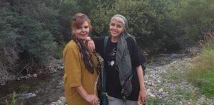 Read more about the article Yasaman Aryani und ihre Mutter Monireh Arabshahi